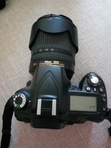 尼康 D90+18-105镜头