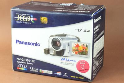 Panasonic/松下 NV-GS150数码摄像机