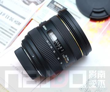 Sigma/适马 24-70mm f/2.8 IF EX DG HSM 三代 新涂层
