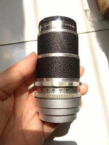 尼康口西德产福伦达Voigtlander Dynarex 135 F4贵妇DKL手动镜头