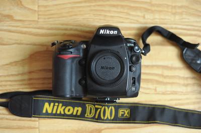 尼康 D700(个人南通市区)