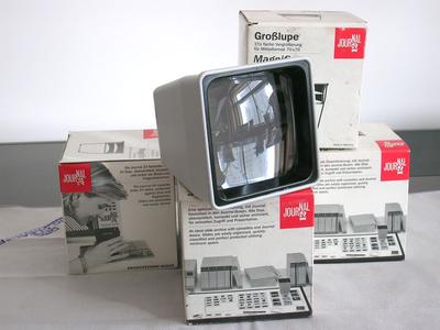 德国产 6 X 6 观片器