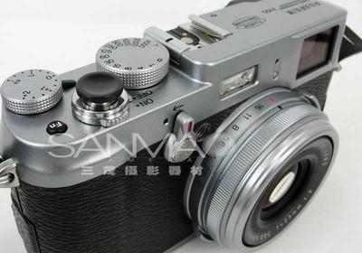 【三茂】CAM-in 相机专用快门按钮 经典款 凹面 红、黑