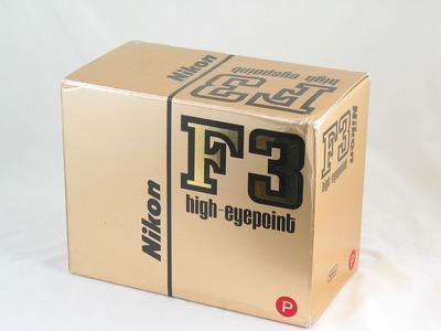 ◆◆◆ 尼康 NIKON F3 Press 限量记者版 新同品带包装 ◆◆◆