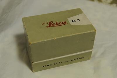 徕卡 LEICA 徕卡M3 早期双拨带 *包装,说明书*,送
