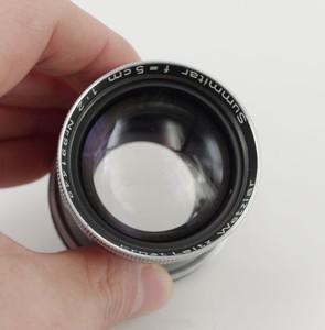 【三茂】Leica/徕卡 Summitar 50/2 镜头