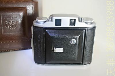 军旗绝唱的口袋机-autorange16-20 中画幅6x4.5折叠相机