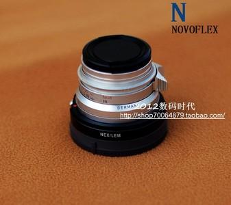 Novoflex 德国路华仕徕卡M镜头转索尼NEX转接环 L