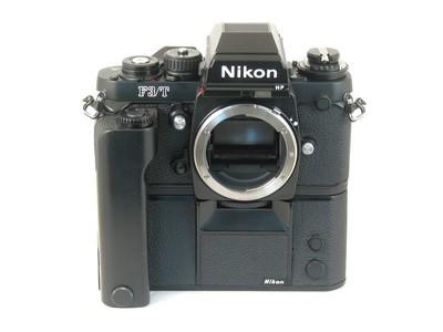 ◆◆◆ NIKON 尼康 F3T 钛机 带马达 超美收藏品 ◆◆◆