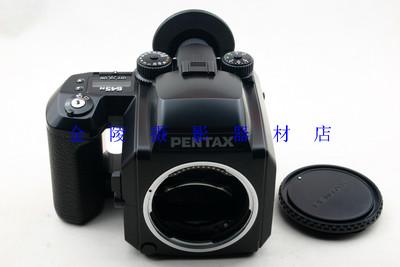 宾得 PENTAX 645N胶片机身成色完美,请看图片!