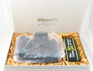 ◆◆◆ 尼康 F5 50周年纪念版 新同收藏品 ◆◆◆