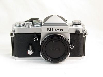 ◆◆◆ 尼康 Nikon F2 尖顶 银色 极上品 收藏品◆◆◆