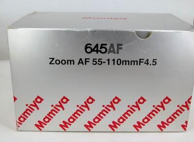 带包装的玛米亚AF55-110/4.5