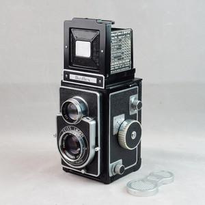 蔡司/ZEISS  IKONFLEX -Opton 75/3.5 T* -Tessar 美品!