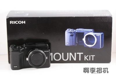 【阿李二手相机】理光GXR 机身+mount A12 (全套包装)