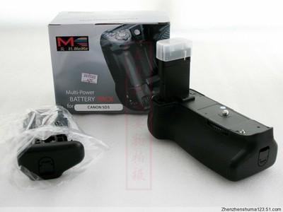 全新 包邮  美科5DMark III手柄电池盒 佳能5D3