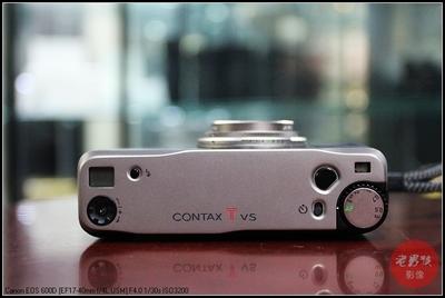 █★老男孩影像★█促销康泰时经典变焦旁轴 Contax TVS 胶卷相机 成色完美