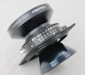 施耐德 schneider 90/8 SUPER-ANGULON MC 大画幅镜头