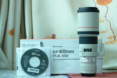 98新佳能 EF 400mm f/5.6 L USM 400