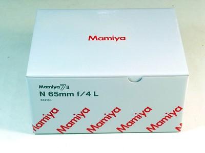 ◆◆◆ 玛米亚 Maniya 7II 用 N65mm f/4L 日行新货 ◆◆◆