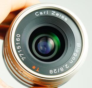 康泰时/contax G28 F2.8 广角镜头