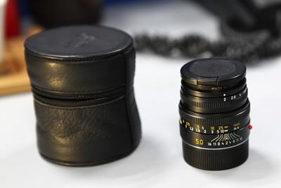 SUMMICRON-M50/2 黑色50