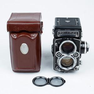 禄来/Rolleiflex 2.8f planar 极上品!