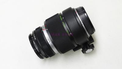 奥林巴斯 Olympus OM 80mm F4 80mm 带
