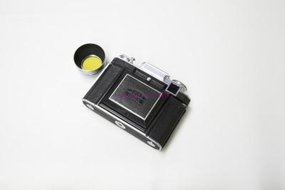 蔡司依康 Zeiss ikon 533 皮腔机 (天赛 80mm F2.8镜头)