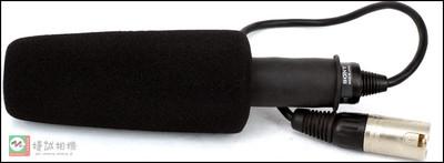 索尼 EX280/260 /Z5C /Z7C/ NX5C 机器原配麦克风 索尼ECM-XM1原装话筒