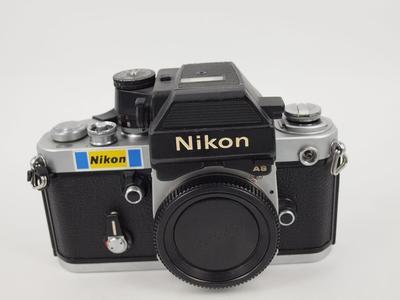 尼康 Nikon F2AS 银色 机身 AS顶