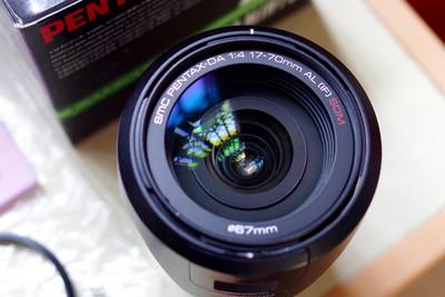 宾得 DA 17-70mm f/4 AL [IF] SDM
