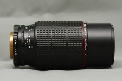佳能80-200 F4 FD口 一代红圈 萤石玻璃 成像硬朗  解析力强悍