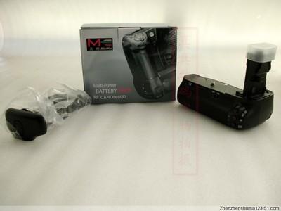全新 美科MK-60D手柄 佳能60D手柄电池盒 美科60D