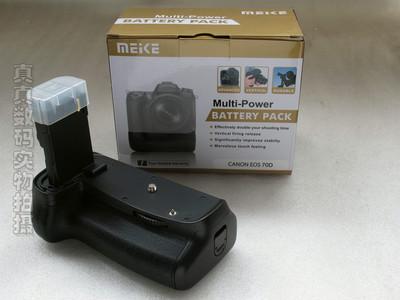 全新 正品美科MK-70D手柄 佳能70D手柄电池盒 BG-14手柄 包邮