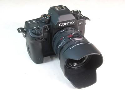 ◆◆◆ 康泰时 CONTAX N1 + AF 28-80 套机 极上品 ◆◆◆