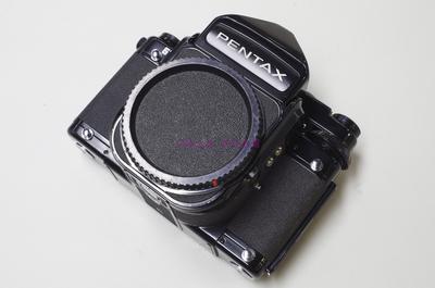 宾得 Pentax 67 套机(附 75 F4.5 镜头)