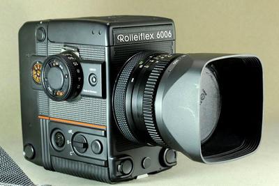 禄来6006中画幅相机 6008 胶片相机 120相机 传统