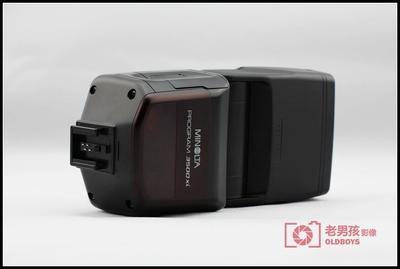 美能达 3500XI 闪光灯 成色完美99新 可用索尼单反机身置换