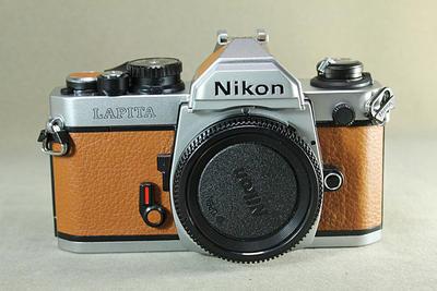 尼康FM2机身 小学馆纪念版 传统相机 胶卷相机
