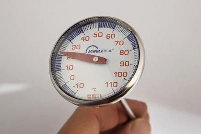 暗房  胶卷冲洗 液体温度计 黑白冲洗温度计 玻璃温度计