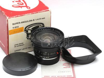 Leica/徕卡 Super Angulong R 21/4 包装附件齐 L00595