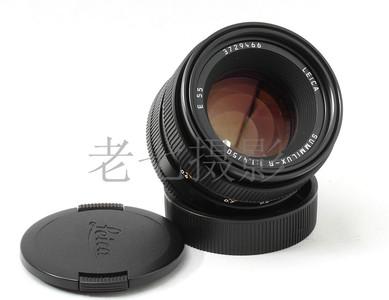 Leica/徕卡 Summilux R 50/1.4 E55 37开头 ROM L00760