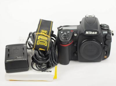 尼康 Nikon D700数码单反相机 行货配件齐全