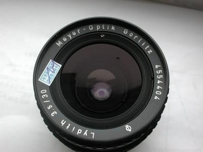 再来M42口斑马版梅耶Meyer Lydith 30 3.5