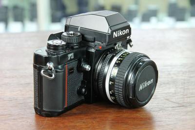 尼康F3机身HP顶 传统相机 胶卷相机