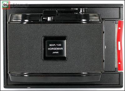 霍斯曼 骑士 4X5用69后背6X9片盒