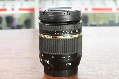腾龙SP AF 17-50mm F/2.8镜头 佳能口、尼康