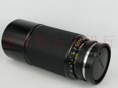 徕卡R 70-210F4镜头99新已改索尼口
