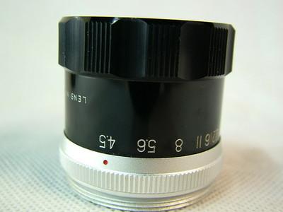 FUJIMOTO 105/4.5 放大镜头 L39螺口镜头#